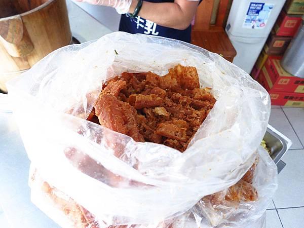 【三重早餐】客家飯糰-1顆30元的大飯團-三和路
