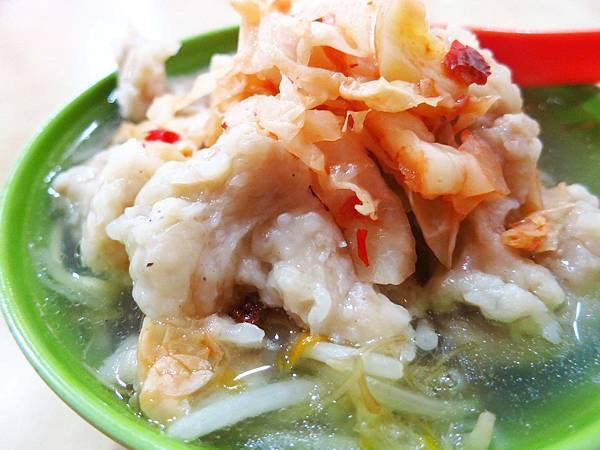 【三重美食】國興肉羹-五華街上的老店肉羹麵