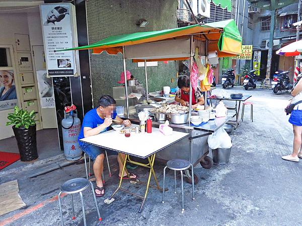 【新莊早餐】福壽街米粉湯-古早味米粉湯