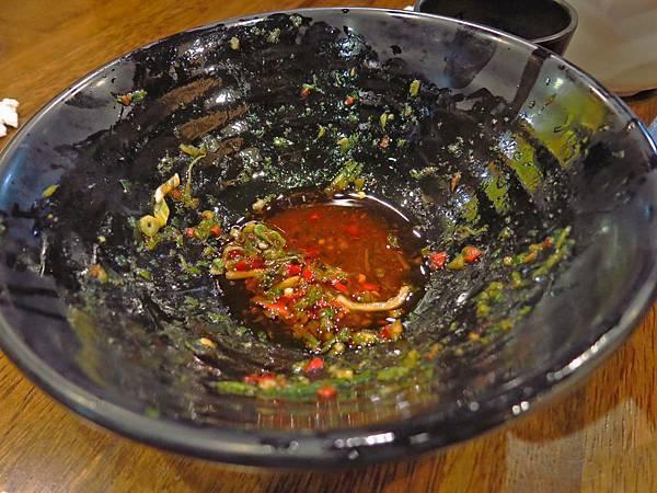 【永和美食】極味棧-神奇怪味紅油炒手