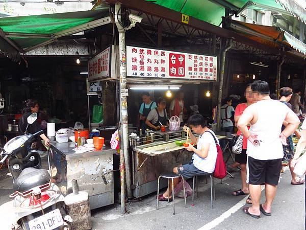【桃園美食】南門市場-台中肉圓