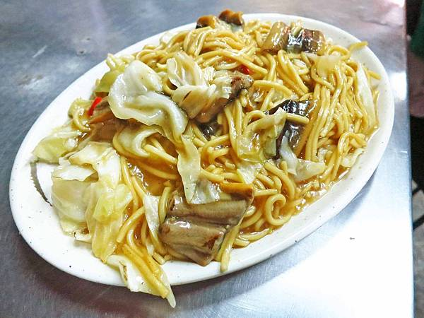 【三重熱炒】生炒花枝-隱藏菜市場裡的人氣熱炒店