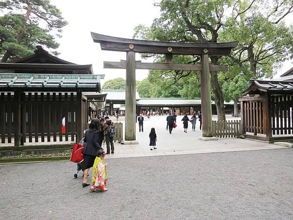 【日本東京自由行】明治神宮-美麗的日本景觀