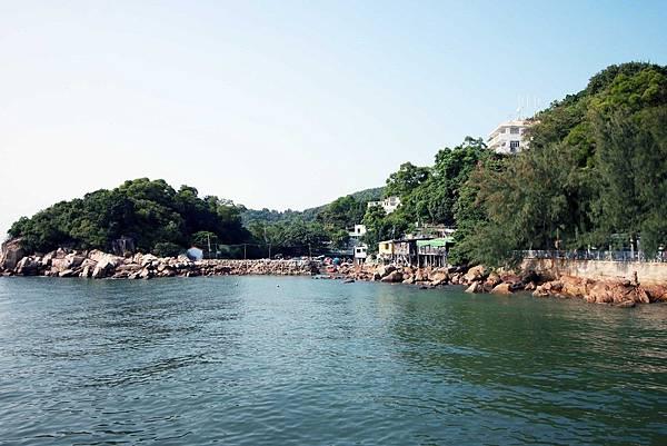 【香港旅遊】南ㄚ島-熱帶島嶼的村莊、迷人的海灘