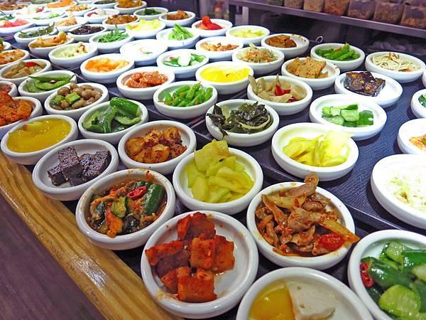 【三重餐廳】朝鮮味-韓式小菜吃到飽