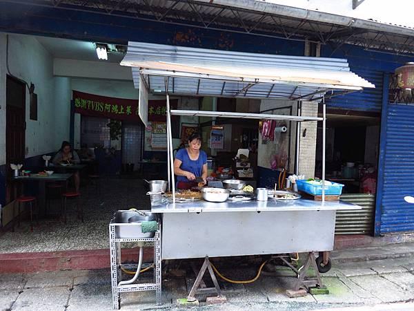 【三重美食】阿發豬腳飯-巷弄裡的美味豬腳飯
