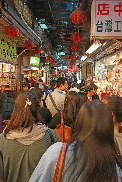 【台北旅遊】九份老街金瓜石黃金博物館-懷舊一日遊