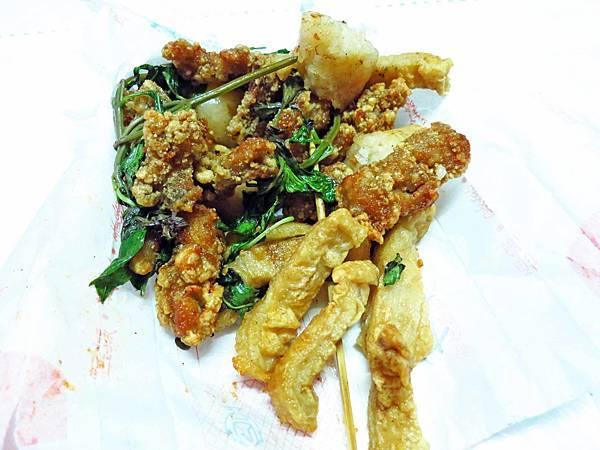 【新莊美食】中和街鹹酥雞-傳統古早味正統鹹酥雞