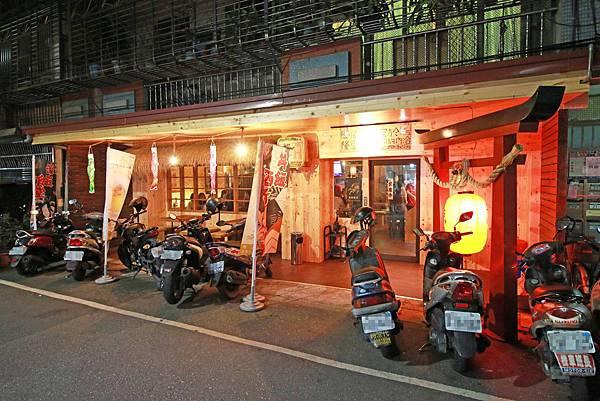 【板橋餐廳】隱居居酒屋-日式串燒料理居酒屋-新埔捷運站