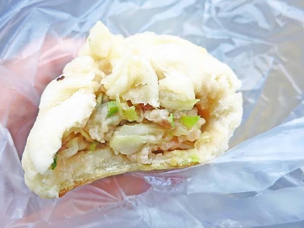 【永和美食】福和路10元水煎包-超美味銅板美食