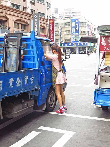 【三重美食】忠孝路早餐店-餐車式小籠湯包