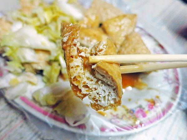 【三重美食】懷念泡菜臭豆腐-外酥內軟的臭豆腐