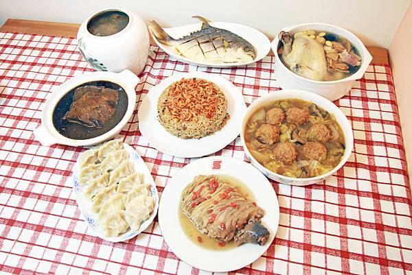 【宅配年菜】朱記臻品圍爐宴-過年輕鬆好料理