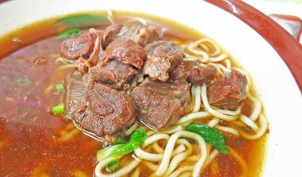 【桃園美食】屏東陳羊肉麵-不騷的美味羊肉麵