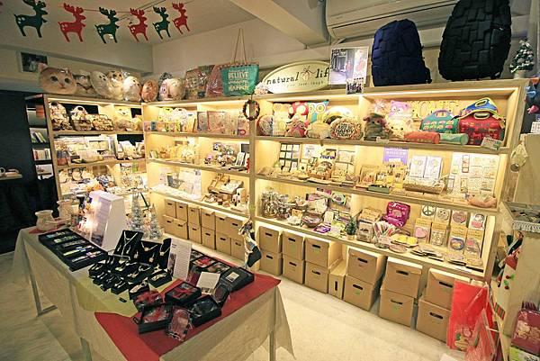 【台北】Wiz微禮Gifts&Cafe-聖誕禮物最佳選擇