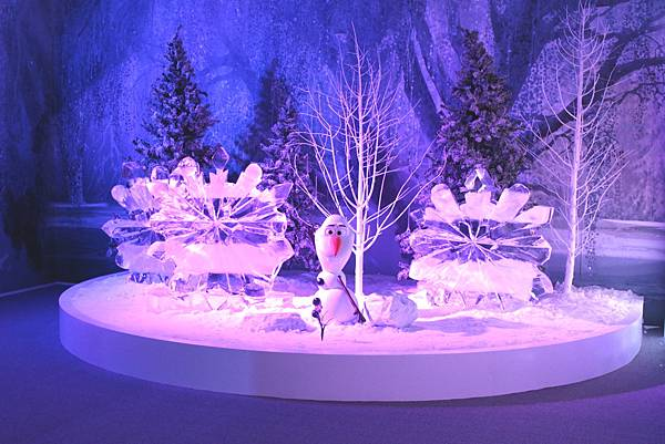 【台北展覽】冰雪奇緣特展-與Elsa一同感受冰雪奇幻世界
