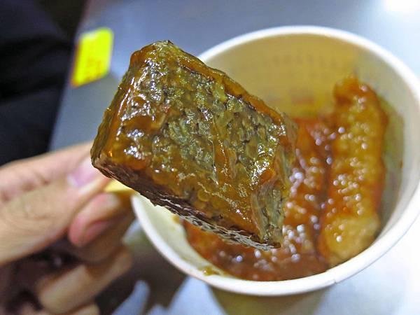 【台北萬華美食】頂級甜不辣-萬華夜市人氣排隊美食