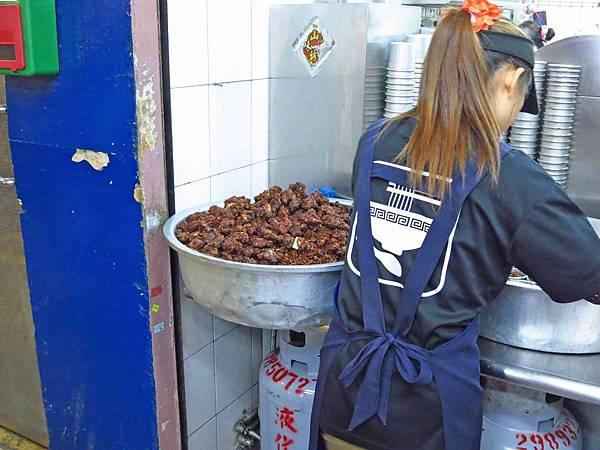 【台北萬華美食】豐原清水排骨麵-來自台中老街的好味道