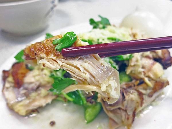 【永和美食】義聚東劉家水餃-好吃的山東燒雞