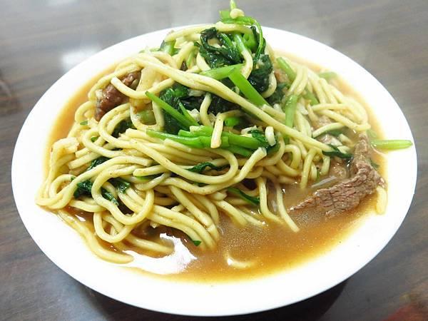 【三重美食】上味海產麵-滿滿食材的海鮮湯