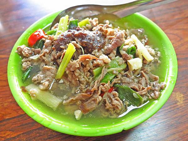 【三重美食】正宗羊肉榮-沙茶羊肉羹飯