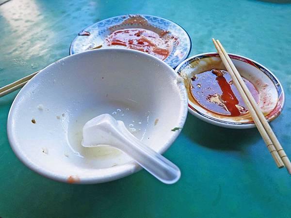 【三重美食】大同南路香菇肉粥-市場裡的美食