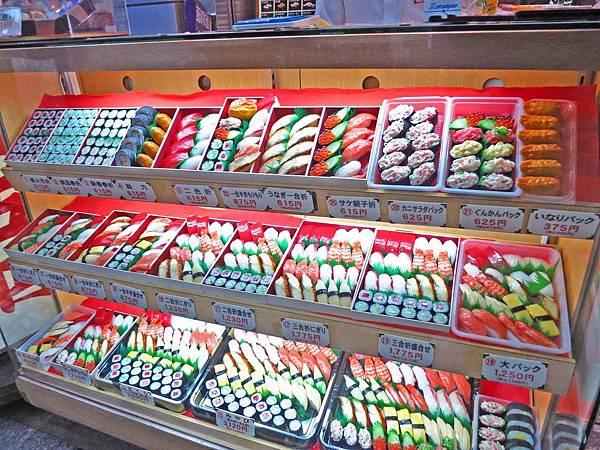 【大阪京都自由行】元祖元祿壽司-125日元超平價壽司店
