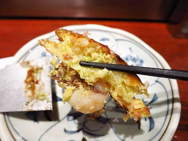 【大阪京都自由行】千房大阪燒-超人氣排隊美食