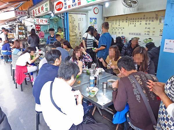 【台北美食小吃】企鵝文肉羹專賣店-30年老店