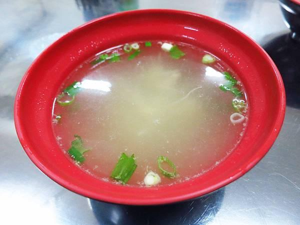 【蘆洲美食】8號美食坊-河堤旁的骨仔肉湯、烏醋乾麵