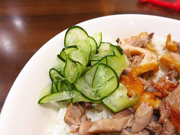 【新竹美食】廟口鴨香飯-新竹都城隍廟必吃美食