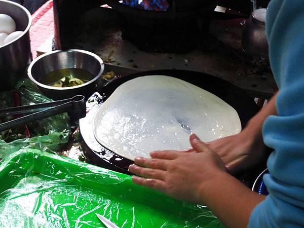 【桃園美食】南門李燒餅-隱藏版手工燒餅蛋餅早餐店