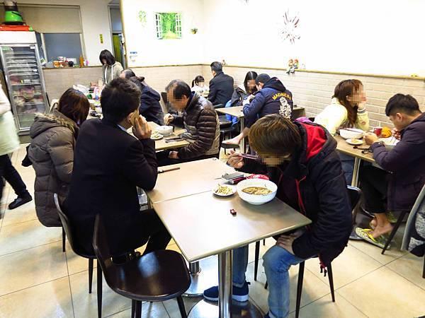 【中和美食】巴豆妖重慶抄手麵食-酸酸辣辣的抄手麵