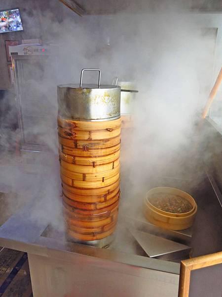 【新竹美食】欣園早點-超人氣爆漿小籠包