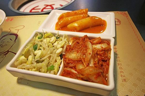 【新莊餐廳】劉震川日韓大食館-韓式料理火烤兩吃個人火鍋