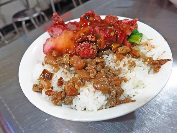 【台北萬華美食】艋舺大道燒肉飯、鹹粥-絕命燒肉飯