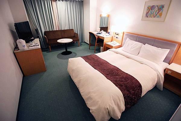 【大阪旅遊】大阪海灣巨塔酒店-50樓俯看大阪的美麗夜景