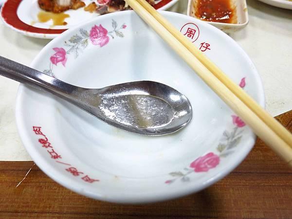 【台北萬華美食】周記肉粥店-特殊口味的紅糟肉