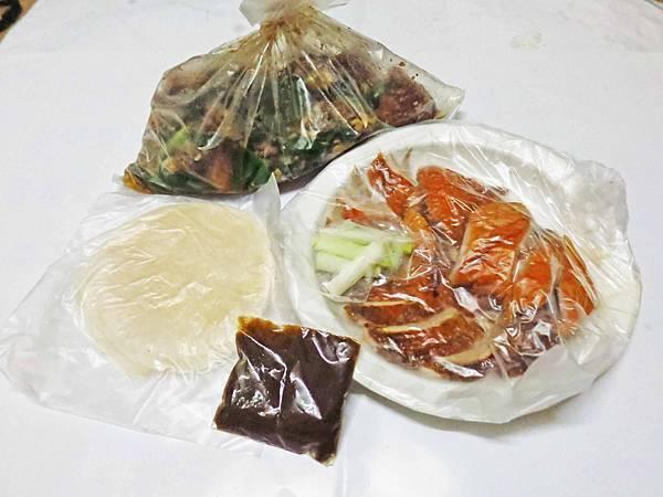 【新莊美食】真吳記鴨莊-下雨天外帶在家品嚐最佳美食