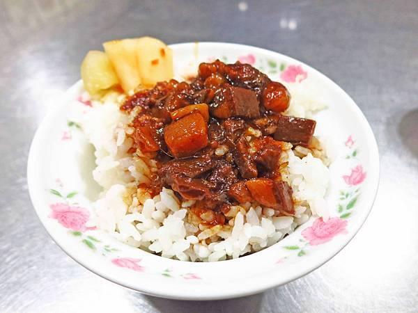 【板橋美食】阿華肉羹-不勾欠的肉羹湯
