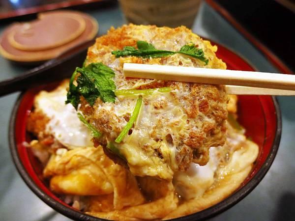 【東京美食】小諸そば-500元銅板美食豬肉餅丼飯