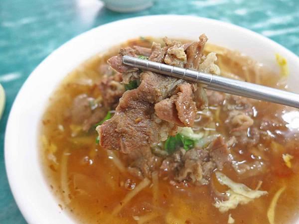 【桃園美食】丸朝牛肉麵-超大份量羊肉羹麵