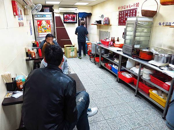 【台北美食】古都刈包油飯-美味的油飯和蘿蔔湯