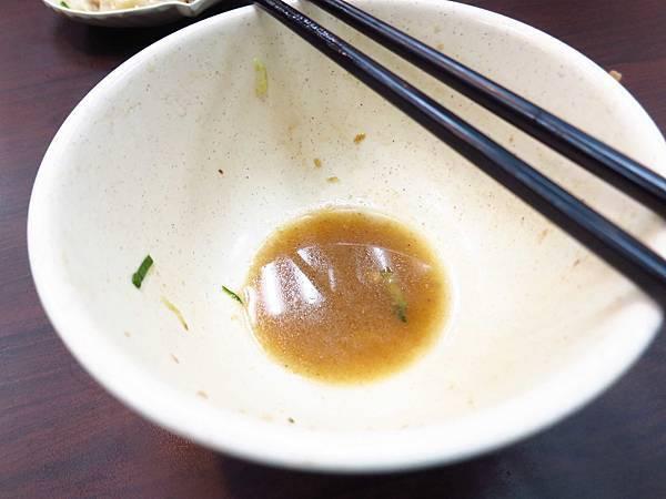 【中和美食】濠記食坊-麻而不辣的特殊紅油抄手