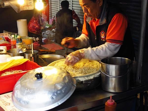 【三重美食】布袋麵豆菜麵-來自嘉義的美味