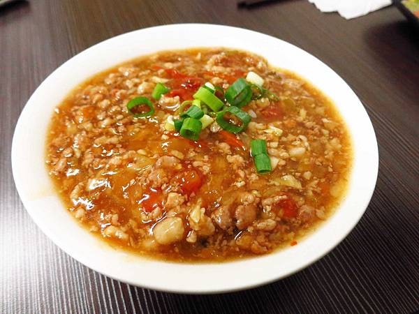【永和美食】拋投肉麵-清爽不油膩的特殊美食