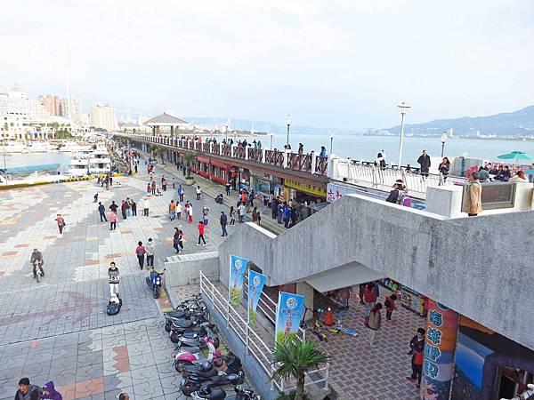 【台北旅遊】淡水老街、漁人碼頭、八里一日遊