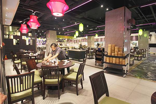【台北餐廳】潮坊港式料理吃到飽-核彈級的威力