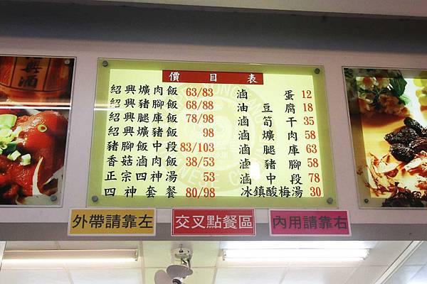 【桃園美食】台北永康豬腳爌肉-軟嫩的豬腳腿庫飯