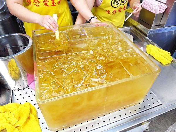 【台北萬華美食】懷念愛玉冰-夏天消暑盛品